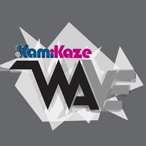 アルバム「Kamikaze WAVE」